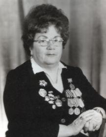 Алексеева (Фумелёва) Фаина Ивановна