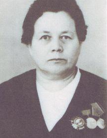 Узюкова Екатерина Матвеевна
