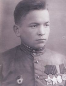 Афанасьев Виктор Павлович