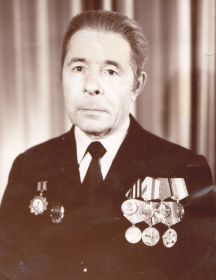 Либеров Анатолий Алексеевич