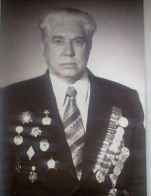 Григорьев Михаил Михайлович