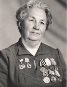 Изюмская (Петрова) Лидия Григорьевна