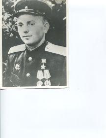 Романов Семен Федорович