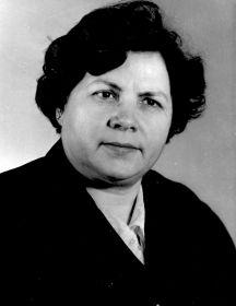 Свиридова Мария Семёновна