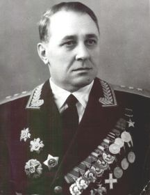 Комаров Владимир Николаевич