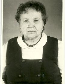 Чудакова (Соколова) Евлампия Иосифовна
