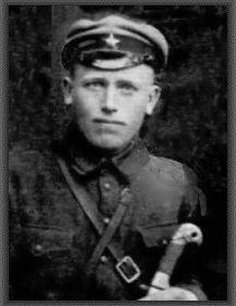 ГВОЗДЕВ Семен Алексеевич