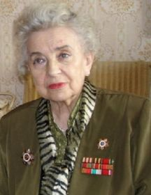 Евстафьева Мария Степановна