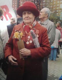 Николаева (Юхачева) Клавдия Ивановна