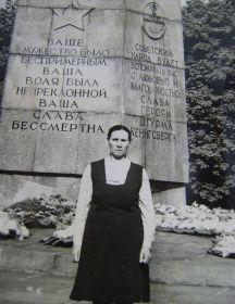 Ширшина (Дегтярёва) Екатерина Ивановна