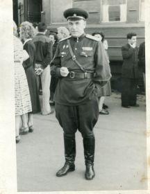 Кудрявцев Георгий Николаевич