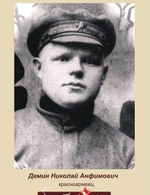 Демин Николай Анфимович