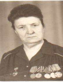 Козлова (Данилова) Татьяна Васильевна