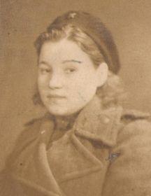 Алексеева(Голышева) Евдокия Алексеевна