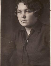 Долгова (в девичестве Гудкова) Евдокия Семёновна