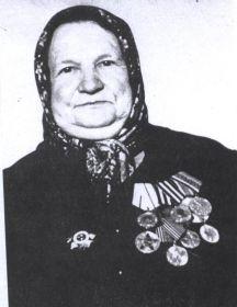 Акимова Татьяна Степановна