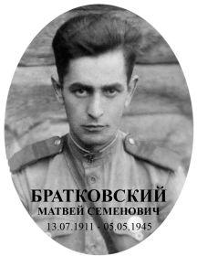 Братковский Матвей Семенович