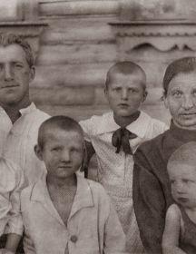 Яшин Василий Семенович