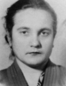 Каштанова (Власова) Александра Ивановна