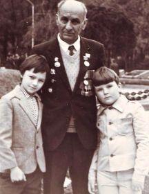Ильчевич Вениамин Антонович