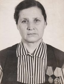 Евстигнеева Анастасия Петровна