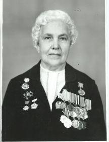 Елисеева (Малярова) Нина Ильинична