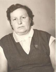 Антонина Михайловна Латышева(Ерошина)