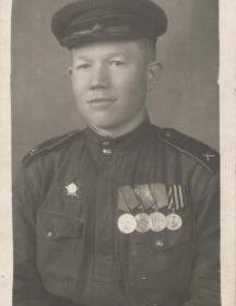 Столбоушкин Егор Иванович