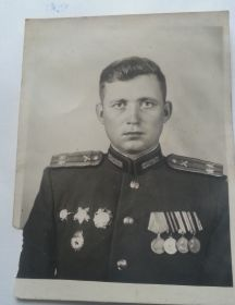 Кондратьев Сергей Михайлович