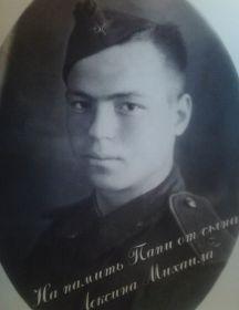 Лексин Михайл Кузьмич