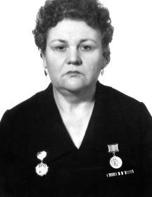 Кривошеина Клавдия Игнатьевна
