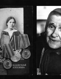 Жилина Прасковья Ивановна