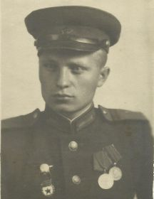 Чемоданов Лев Алексеевич