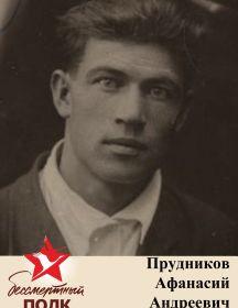 Прудников Афанасий Андреевич