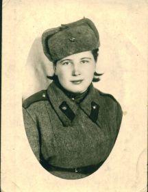 Бажанова Екатерина Николаевна