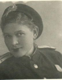 Кулинич (дев. Яницкая) Виктория Станиславовна