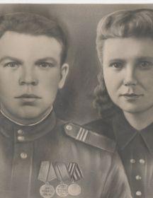 Ефимов Владимир Михайлович и Ефимова (Мельникова) Анастасия Андреевна