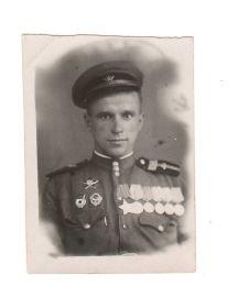 Лифатов Николай Петрович