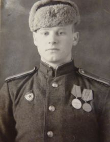 Матросов Борис Александрович
