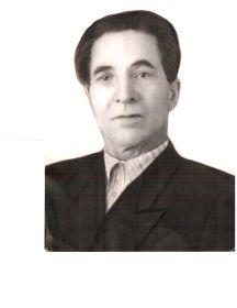 Синёв Василий Яковлевич