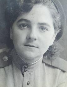 Сидоренко(Островская) Екатерина Герасимовна
