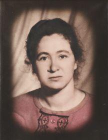 Нисифорова (Лавлинская) Елена Степановна