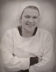 Прутцкова Серафима Фёдоровна