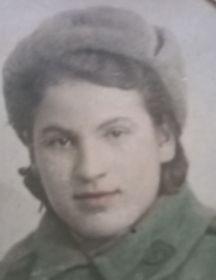 Шарова (Романенкова) Капитолина Ивановна