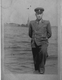 Батурин Николай Дмитриевич