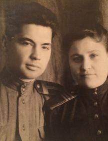 Макаренко Петр Павлович и Макаренко (Кудрина) Евгения Павловновна