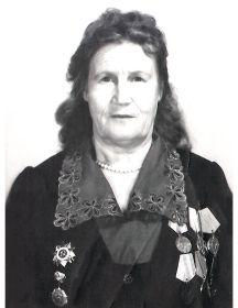 Маркова (Букреева) Ксения Васильевна