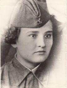 Горбунова (Кодинцева) Татьяна Николаевна