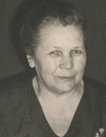 Сологуб Варвара Васильевна