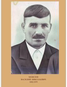 Моисеев Василий Николаевич